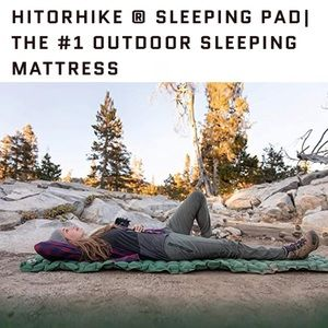 HITORHIKE | NEW Inflatable Mattress Outdoor